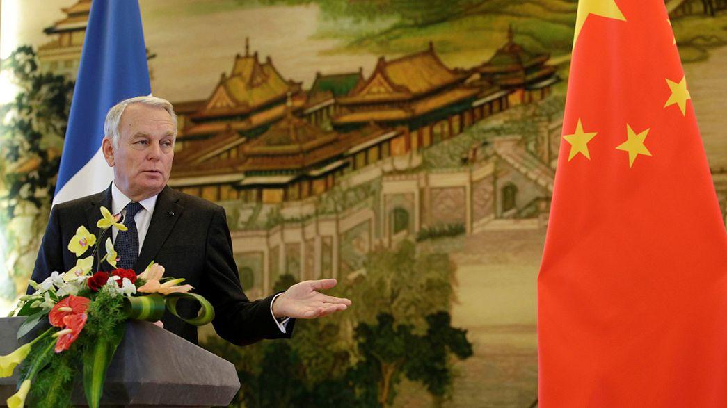 Paris et Pékin vont se doter d'un fonds d'investissement commun