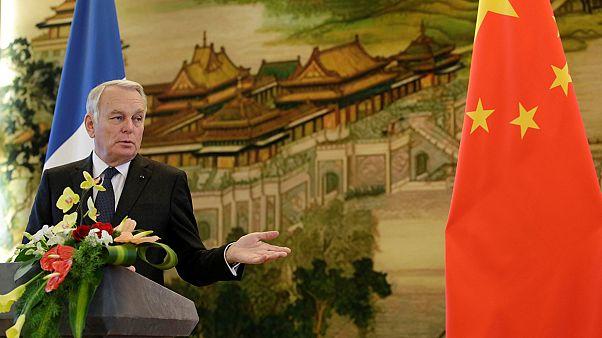 Çin ve Fransa ortak yatırım fonu kurmak için anlaştı