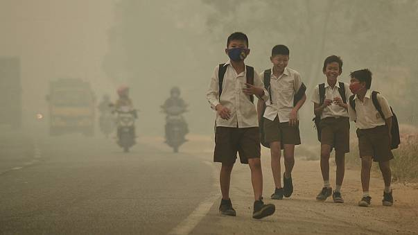 Pollution is silently killing 600,000 under-fives a year