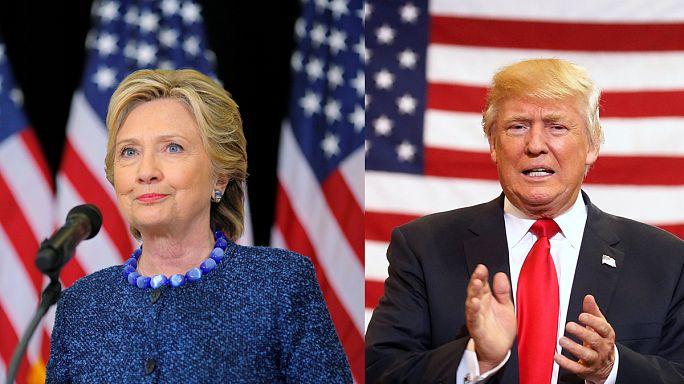 Le nouveau scandale des emails fait-il fondre l'avance de Clinton ?