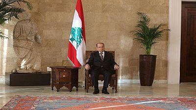Liban: Michel Aoun élu président