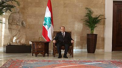 Ex-army commander Michel Aoun elected Lebanese president