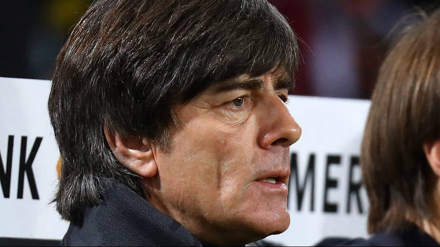 Germany coach Low signs contract extension