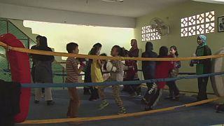 La boxe féminine au Pakistan
