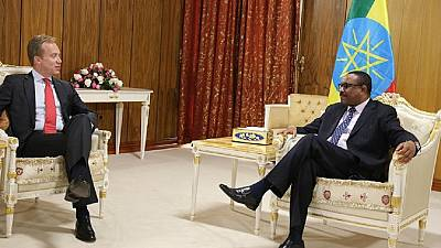 Ethiopia's political crisis: Norway worried, calls for participatory politics