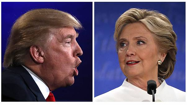 Clinton vs Trump: csúcssebességre kapcsolt a lejárató kampány
