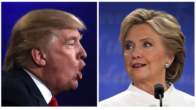 More personal attacks in the countdown to US election