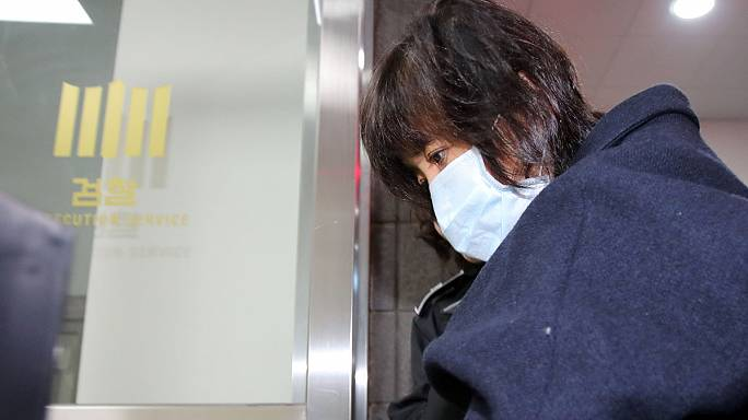 Arresto preventivo para la misteriosa confidente de la presidenta surcoreana