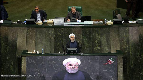 مجلس ایران صلاحیت نامزدهای پیشنهادی روحانی برای سه وزارتخانه را بررسی میکند
