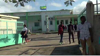 Gabon schools reopen