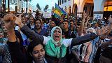 Felkelést emlegetnek a marokkói tüntetők