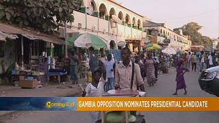 Gambia opposition party nominate Adama Barrow for December polls [The Morning Call]