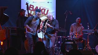 Baku beats to the rhythm of world jazz