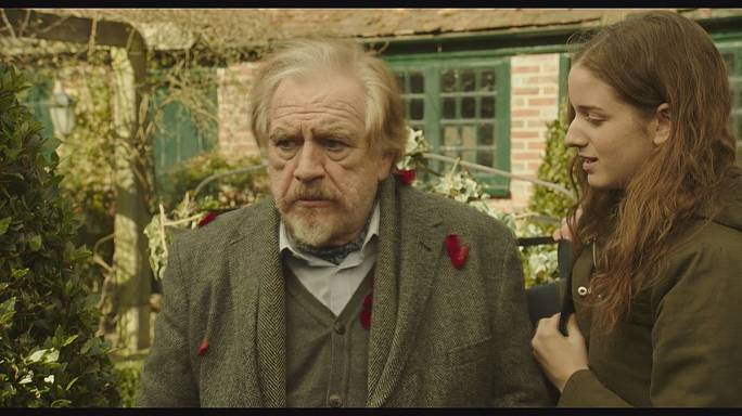 Brian Cox stars as an ailing actor given new hope in 'The Carer'
