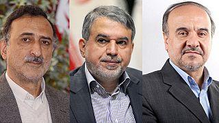 مجلس ایران به سه وزیر پیشنهادی روحانی رای اعتماد داد