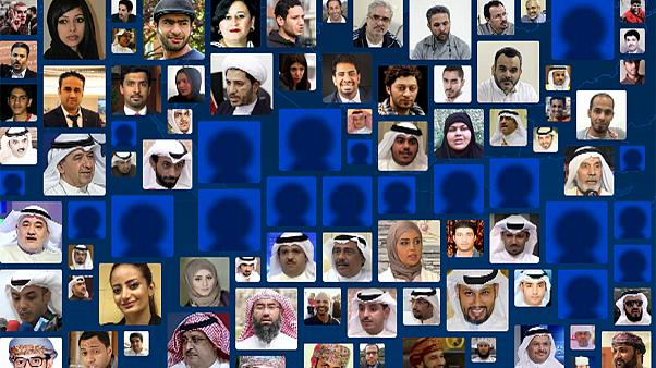"Human Rights Watch: ""140 caractéres"" pela liberdade de expressão no Golfo Pérsico"