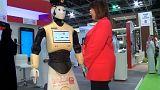 Gitex : des robocops à Dubaï