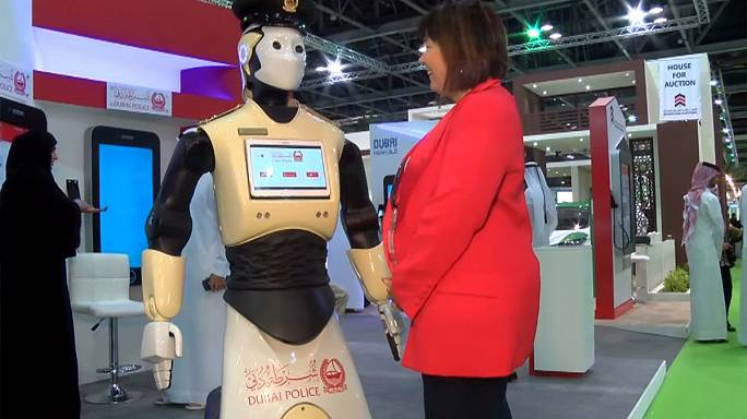 Coming soon: robot cops on Dubai's streets