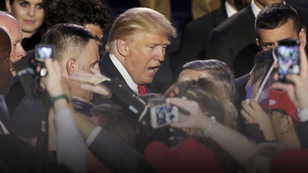 Η νικηφόρα πορεία του Τραμπ προς το Λευκό Οίκο