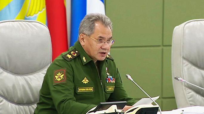 Moscovo critica NATO pela recusa de abrir portos à flotilha de guerra russa