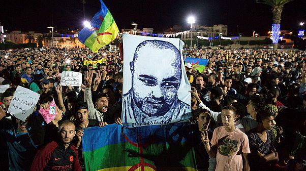 دستگیری یازده نفر در مراکش به اتهام مشارکت در قتل غیرعمد یک ماهی فروش