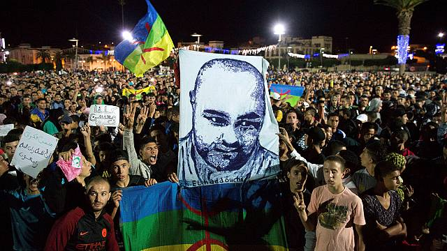 Eleven arrested in Morocco over death that sparked rare demonstrations