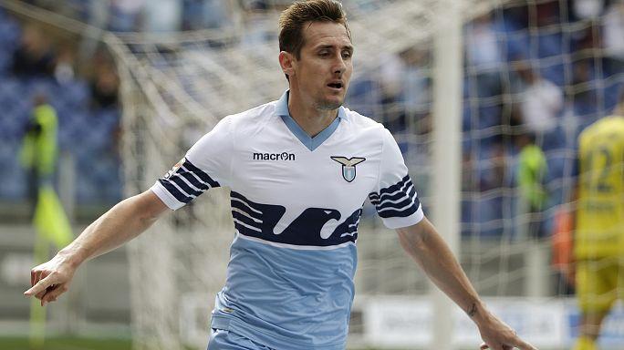 Miroslav Klose tire sa révérence