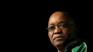 Mandela Vakfı'ndan Zuma'ya istifa çağrısı