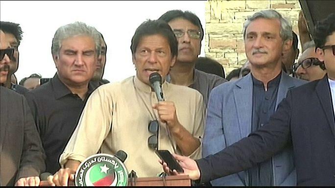 La oposición paquistaní renuncia a la gran marcha sobre Islamabad