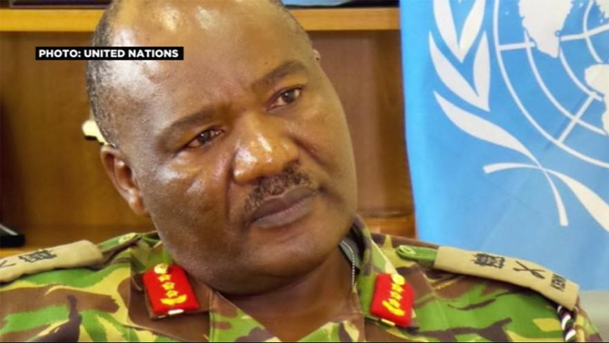 UN sacks South Sudan peacekeeper commander