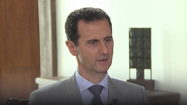 الأسد يصر على التمسك بالسلطة