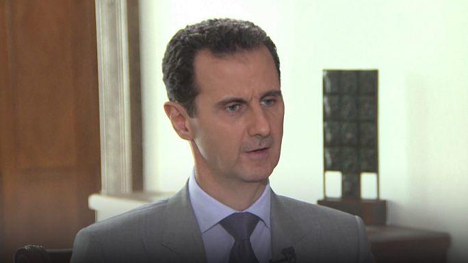 Syrie : Bachar el-Assad veut rester au pouvoir jusqu'en 2021