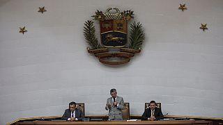 Venezuelan opposition drops symbolic trial of president