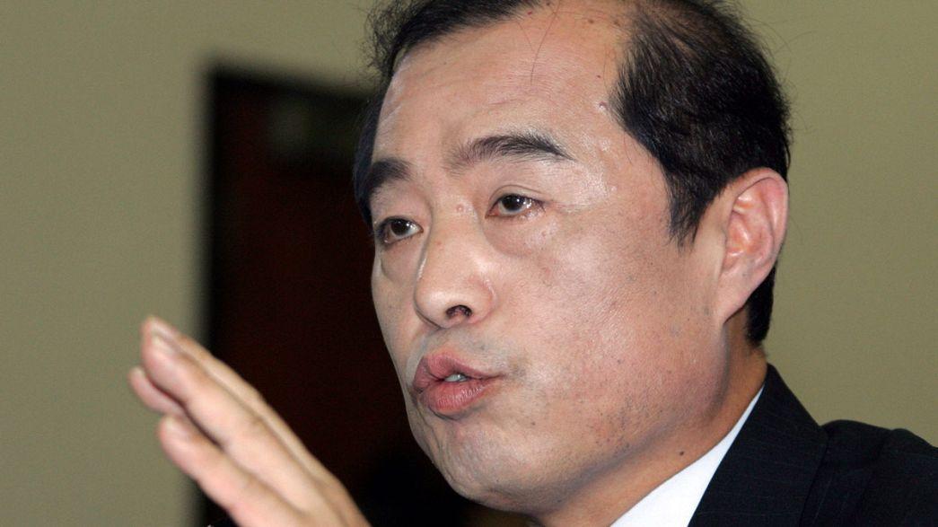 Corée du Sud : remplacement du Premier ministre sur fond de scandale politique