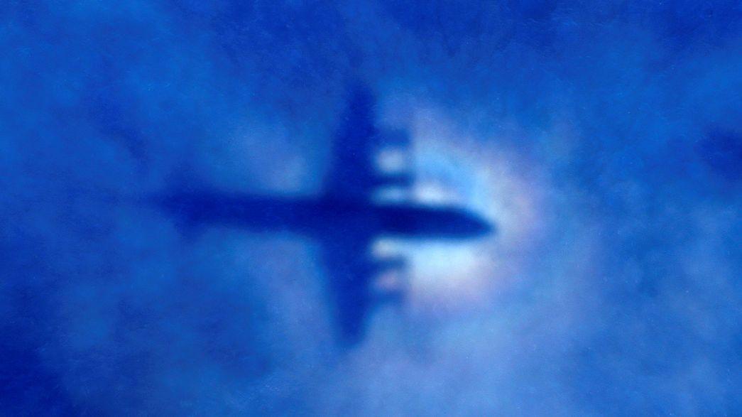 Загадка МН-370: Боинг не готовился к посадке на воду
