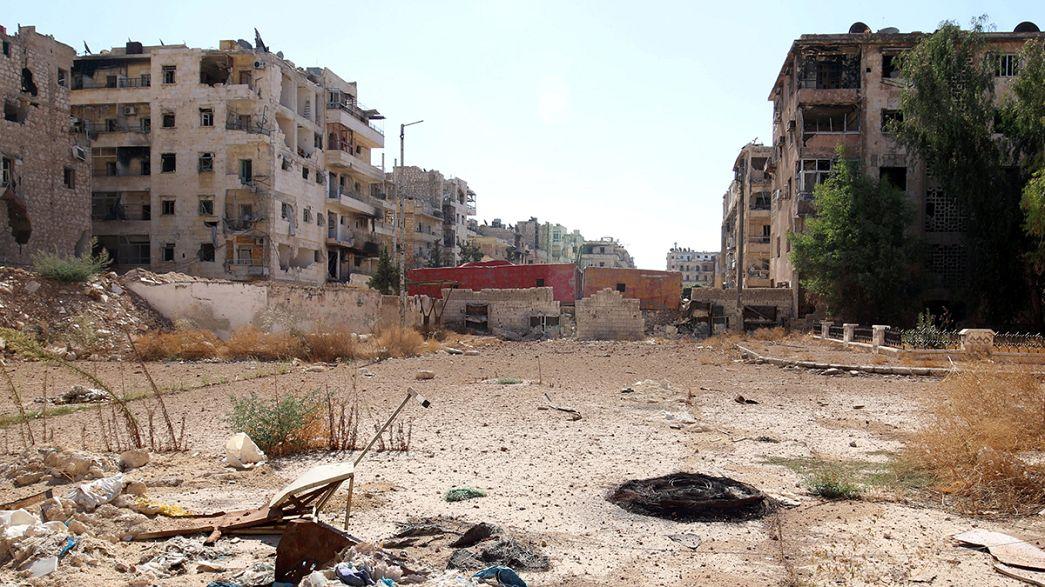 Moscovo anuncia trégua humanitária de dez horas em Alepo, na sexta-feira