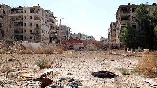"""سوريا: روسيا تعلن عن """"هدنة انسانية"""" في حلب"""