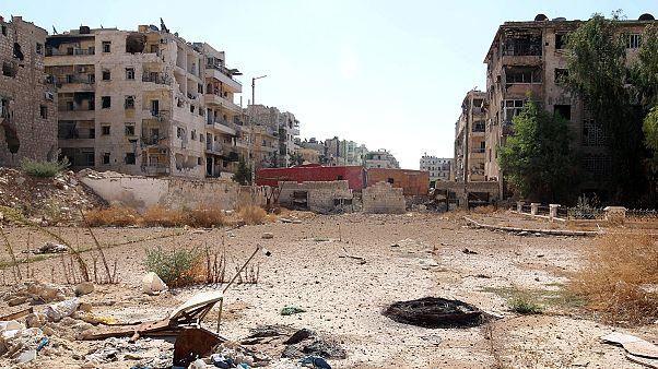 نبرد شدید مخالفان مسلح با ارتش سوریه برای شکستن محاصره شرق حلب