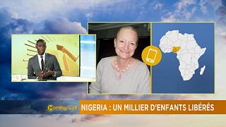 Nigeria : Un millier d'enfants libérés [The Morning Call]