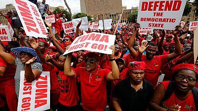 Afrique du Sud : la justice ordonne la publication d'un rapport explosif sur Zuma à 15h00 GMT