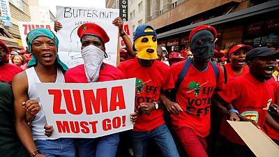 Afrique du Sud : La Fondation Mandela appelle au départ de Jacob Zuma