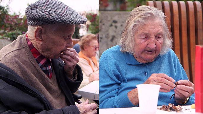 Европа готовится стареть... с умом
