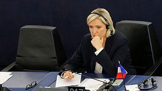 L'UE réclame 339 000 euros à Marine Le Pen