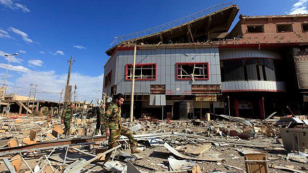 """""""Mosul Eye"""": Ein Tagebuch in Mossul"""