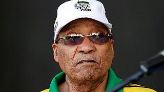 Президента ЮАР обвиняют в коррупции