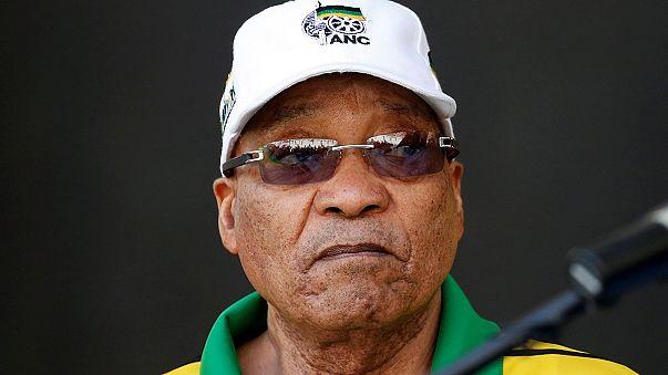 Un informe oficial implica Jacob Zuma en la presunta concesión ilegal de contratos públicos