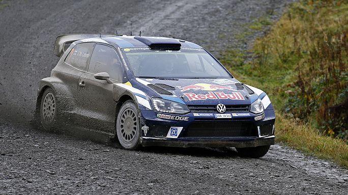 Volkswagen Dünya Ralli Şampiyonası'ndan çekildi