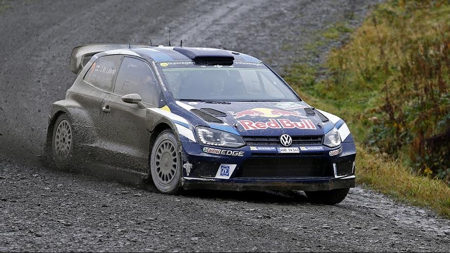 VW spins off the road and quits WRC