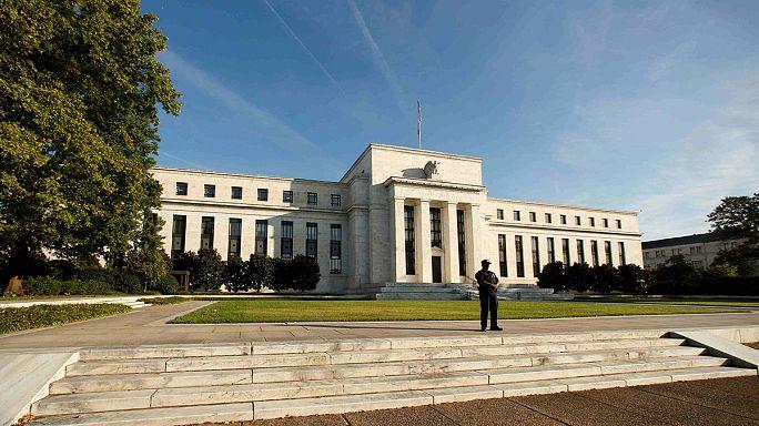 La Fed mantiene su tipo de interés, a menos de una semana de las presidenciales en EEUU