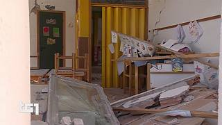 Италия после землетрясения: учебный год под угрозой